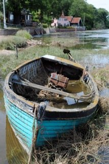 Reene Waite - Pin Mill boat